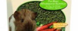 Snacks y comida para cobayas
